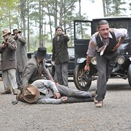 In Prohibition drama <i>Lawless</i>, looks trump drama