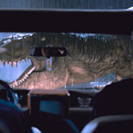 Ooh! Aah! Run! Spielberg's dinos still impress in <I>Jurassic Park</I>
