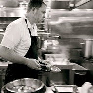 One of St. Louis' most talented chefs works in the Cheshire's basement. Time to let Basso's big dog bark.