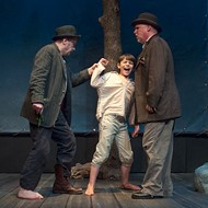 Godot Strong: Against the dramatic backdrop of recent events, St. Louis Actors' Studio nails Beckett