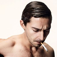 Shia LaBeouf in <i>Nymphomaniac</i>: Indolently Sexy, Like a Lazy Panther