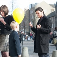 James McAvoy loved wallowing for <i>Filth</i>