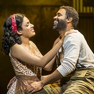 Cleaned-up version of <I>Porgy and Bess</i> hits most the high notes