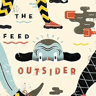 Homespun: The Feed, <i>Outsider</i>