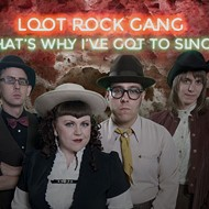 Homespun: Loot Rock Gang, <i>That's Why I've Got to Sing</i>