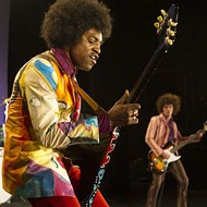 Electric Ladyland: André Benjamin is Hendrix, but the women make <i>Jimi</i>