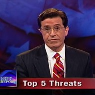 <i>The Colbert Report</i>'s Greatness Arrived With Its Very First Episode