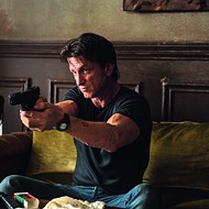 The Penn Is Mightier, But <i>The Gunman</i> Is Strained