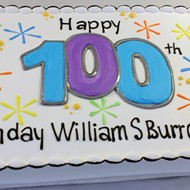 "William S. Burroughs: Cemetery Lays Wreath And Serves Cake For Author's 100th ""Birthday"""
