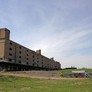 Cotton Belt Freight Depot: Local Artists Dream Of Adding Giant Mural To Iconic Ruin (Photos)