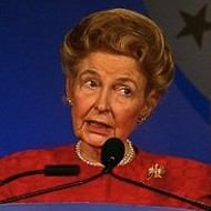 Phyllis Schlafly Says Violence Against Women Act Promotes Divorce And Hatred of Men