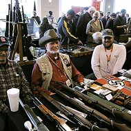 Photos: <i>Daily RFT</i> Survives Our Journey to St. Charles Gun Show