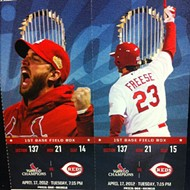 Win Two Tickets to the Cards vs. Reds Tuesday Night Game