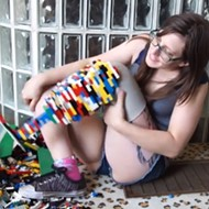 St. Louis Amputee Christina Stephens Builds Herself a Prosthetic Leg Out of Legos (VIDEO)