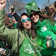 Photos: St. Louis Gets Lucky at St. Patrick's Day Dogtown Parade