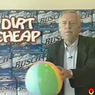 RIP Fred Teutenberg, King of the Dirt Cheap Commercials