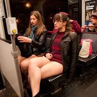 2015 No Pants MetroLink Ride Is Saturday