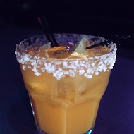 Guess Where I'm Drinking Carrot-Lemon Margaritas and Win $25 to De Palm Tree [Updated]!