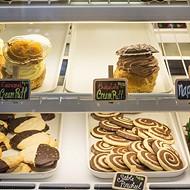 Piccione Pastry's <i>Sfogliatella Riccia</i>: A Flaky, Orange and Ricotta Filled  Italian Pastry