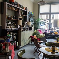 Restituo's Living Room Style Gets Your Vote for Most Underrated Coffeehouse