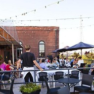 The Ten Best Outdoor Dining Spots in St. Louis