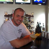 St. Louis Bartender Matt Seiter a Finalist in Paris of the Plains Bartending Competition