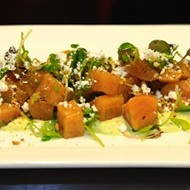 Vino Nadoz's Roasted Golden Beet Salad: A Recipe from Chris DiMercurio