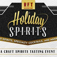 Check Out the Final Lineup for <i>RFT</i>'s Holiday Spirits Tasting Event