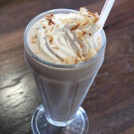 "Five Star Burgers' ""German Chocolate Milkshake"": Gut Check's Hump Day Cocktail Suggestion"