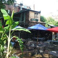 Happy Hour on the Patio at Molly's in Soulard