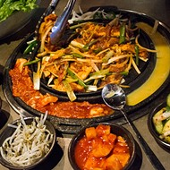 A Look At the Korean Barbecue of Seoul Q and Seoul Taco in the Delmar Loop