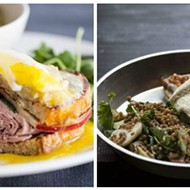 Thursday Throwdown: Panorama vs. Urban Chestnut Croque Madame (with a Twist) Battle