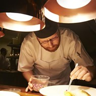 Chef Nate Hereford On Foraging, High Fructose Corn Syrup and His Dream Last Meal