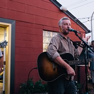 "Billy Bragg Performs Surprise Set at the Royale For Ferguson: ""Liberty and Justice for All!"""