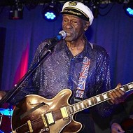 Chuck Berry Hasn't Played His Monthly Blueberry Hill Gig Since October
