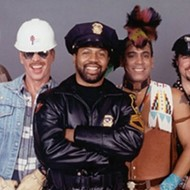 Half of the Village People Banned From Ballpark Village By Dress Code