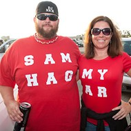 The Red Rockers of the Sammy Hagar Show