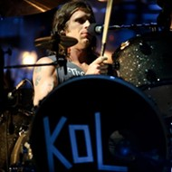 Review + Photos + Setlist: Kings of Leon Remains Poop-Free in St. Louis, Saturday, September 25