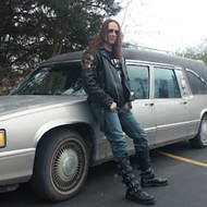 St. Louis Misfits Tribute Band We Bite Has a Hearse Now, Fittingly