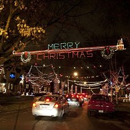 <i>This</i> Trolley Will Take You to Candy Cane Lane and the A-B Light Tour