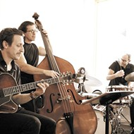 Joe Park Trio Shows an Experienced Gypsy Jazz Hand Taking the Lead