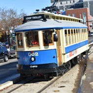 Loop Trolley Still Not Running in Loop, Lacks U. City Permit