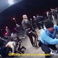 Violent Video Shows St. Louis County Cops Bragged About Macing Protesters After Bruce Franks Arrest