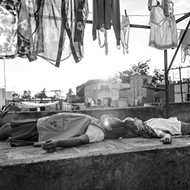 Alfonso Cuaron Makes a Masterpiece Out of His Childhood Memories in <i>Roma</i>