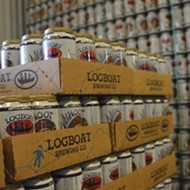 Drink For Free — Er — <i>Sample</i> Logboat Brewing Suds at Schnucks Tomorrow