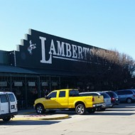 Throwed Roll Leads to Lawsuit Against Lambert's Cafe