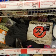 Foo Fighters Album Found in Clearance Bin of St. Louis Aldi
