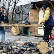 As East St. Louis Evicts Homeless Camp, Residents Face Bleak Future