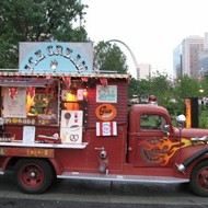 St. Louis' Beloved Fire & Ice Cream Truck Is For Sale