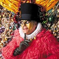 Meet the Mad Beader of Soulard Mardi Gras